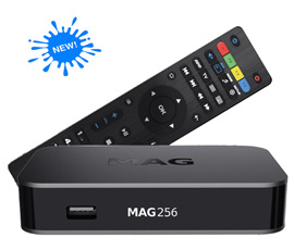 MAG254 IPTV Set Top Boxes